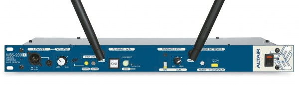 """WBS-200HD"" Wireless Intercom Base Station"