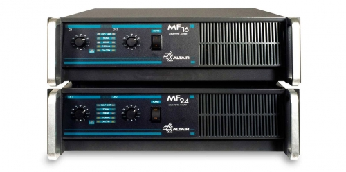 MF Series Power Amplifiers