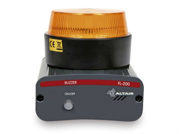 FL-200 - Buzzer flash light
