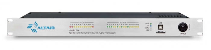 Matrix Audio Processor (MAP)