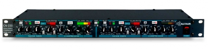 CN-220 Dual-Stereo Compressor/Noise Gate